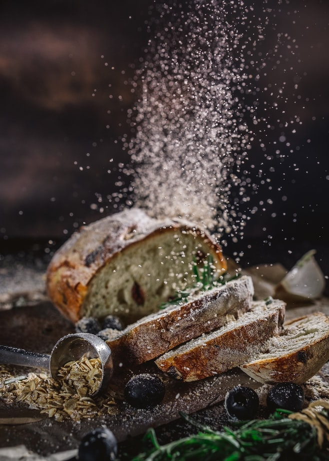 Brød indlæg
