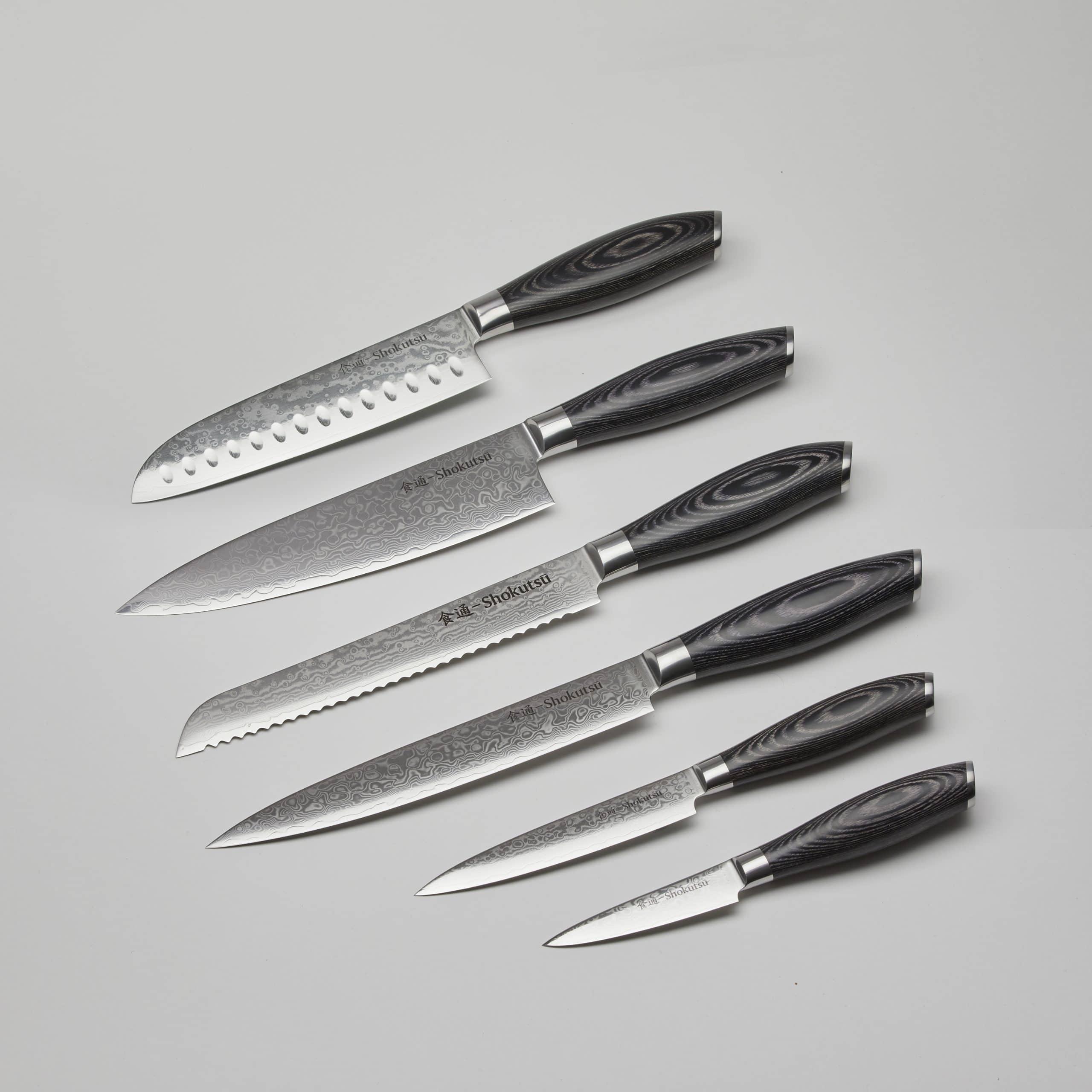 Gourmettings store knivsæt
